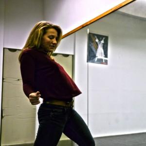 Hip Hop Lehrerin Annett Schönburg 1
